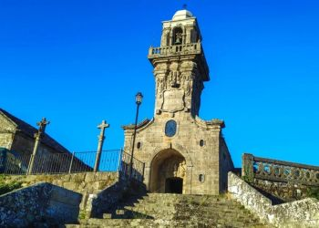 A Lost Camino de Santiago Trail of O Morrazo: Cornfields, Vineyards & Legends of Witches