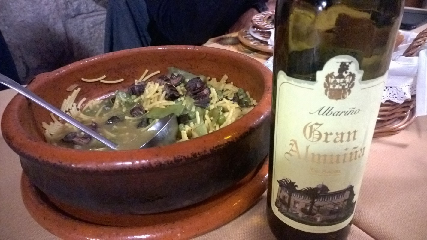 Degusta la deliciosa Gastronomía y los Vinos de Arbo