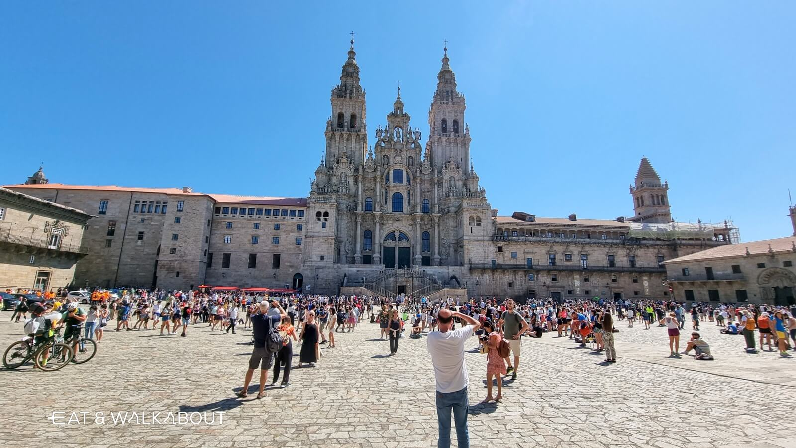 The Santiago Cake: The Oldest Traditional Recipe of Galicia - Santiago de Compostela Cathedral