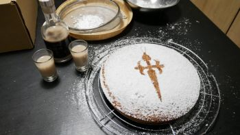 Online Cooking Class: Bake the Santiago Cake - Holy Year 2021