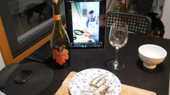 Private Saint James Baked Scallops the Galician Way - Online Experience