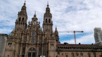 Santiago de Compostela Virtual Walking Tour of the Cathedral and Old Quarter