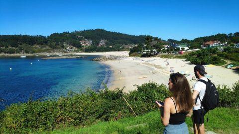 Cangas Coastal Trail Walk & Food Tour, Rias Baixas, Galicia