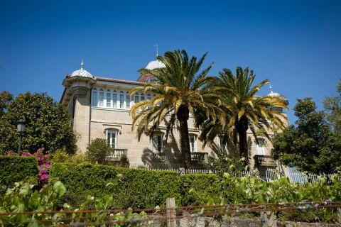 Rural Manor House Casa Pazo Almuiña
