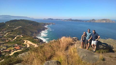 Virtual Lighthouse Walk along the Costa da Vela in Cangas